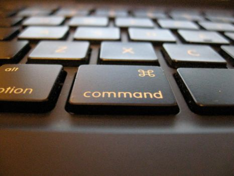 The Command Key by TheIbanezGuy