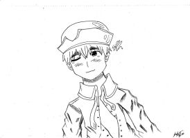 England from Hetalia finished by mangaluver567