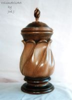 Cuban Cigar Urn by VolumetricArt