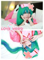 Miku Love Ward I by YukiChristy