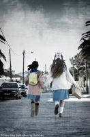 munto - late for school - by AngelicHeart