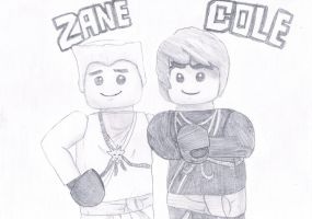 Cole and Zane by HarmonyPond