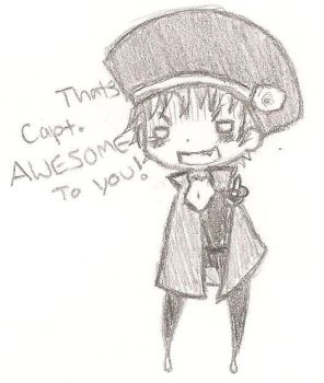 APH- Captain Awesome by TsubasaHolic
