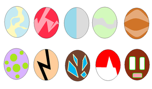 Egg adopts! -OPEN- by Equinoxthealicorn