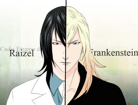 Noblesse: Master and Servant by phirecracker
