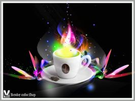 cofee by vcell