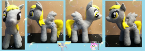 MLP Derpy Plushie by Ami-Plushies