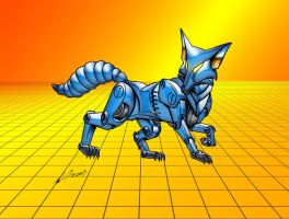 Turbofox by Tramp-Graphics