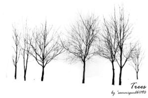 Brush Trees by sammigurl61190