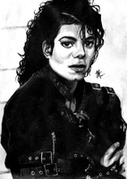 Michael Jackson by Nyappiness