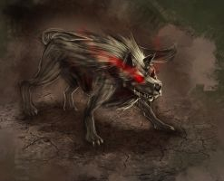 Hellhound by MattJWood