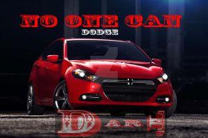 No One can Dodge Dart by diablocyrus