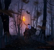 The Legend of Sleepy Hollow by FictionChick