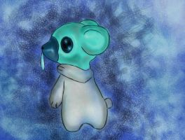 Cubchoo by 0TheNobody0