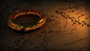 The One Ring by GarryColeman