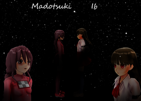 MMD/Yume Nikki/Ib-First Meeting... by ZuzuMika239