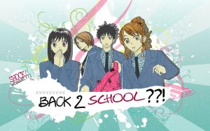 Lovely Complex : Back 2 School by Adila