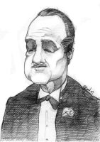 Don Vito Corleone by Bardsville