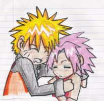 NaruSaku - Naaap c: by TotallySpiesFreak