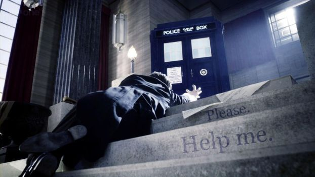 Please. Help me. (Doctor Who) by Shorty-Cat
