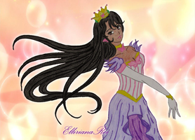 Princess Anelia by EllirianaRei