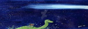 Good dinosaur contest entry by PlushieBeauty