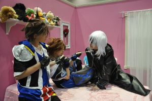 sora can has riku? by SasuInsanity
