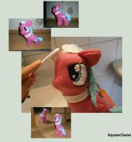 Aloe Blossom Plushie by HipsterOwlet