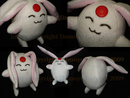Mokona Plush by DamoyoExectak