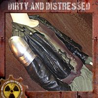 Latest Shoulder Guard 3 by DirtyandDistressed