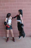 Tifa vs Tifa - Need some help by AerithStrife90