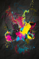 Sketching CMYK by pierofix