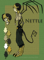 Nettle Reference by Huytemen