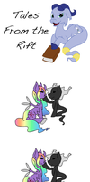 TFtR37: Lethal and the Sha Pony by InfinitysDaughter