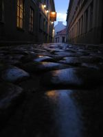 Lithuanian streets by Misayo-san