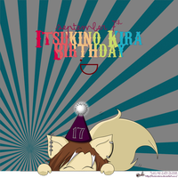 -. Happy Birthday to Me .D .- by ItsukinoKira