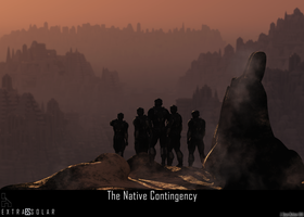The Native Contingency by jrmalone