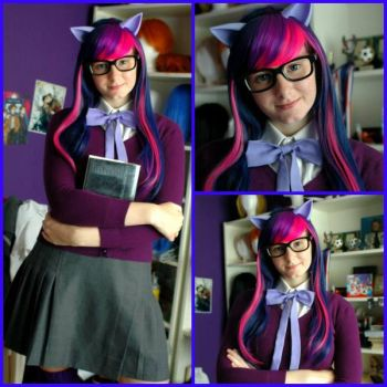 Twilight Sparkle: COMPLETE! by rumRei
