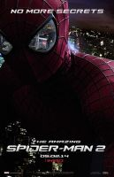 The Amazing Spider-Man 2 Teaser Poster #2 by Enoch16