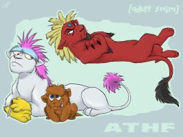 ATHF-furries by nighteengail