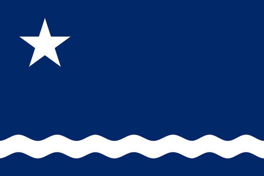 Commonwealth of the American Congo Flag by Wyyt