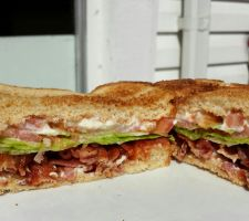 classic blt by Savaliste