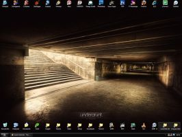 Another Desktop by laserCrome