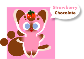Strawberry Chocolate by Alice-of-Africa