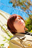 APH Romano: This Charming Man by anthenii-san