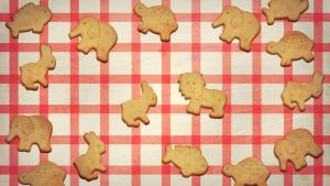 Galletas de Animales by Xtean