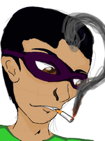Social Smoker by ClinicallyChaotic
