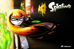 Splatoon by LinkerLuis