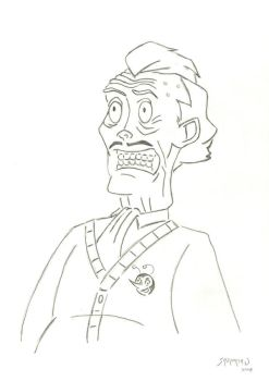 Roy Brisby of Venture Bros. by Bat1962js