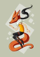 Kitsune 2 by freeminds